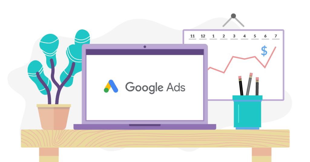 quảng cáo Google Ads cho doanh nghiệp phụ trợ ô tô