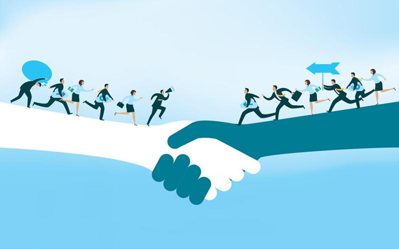 marketing giúp doanh nghiệp duy trì quan hệ với khách hàng