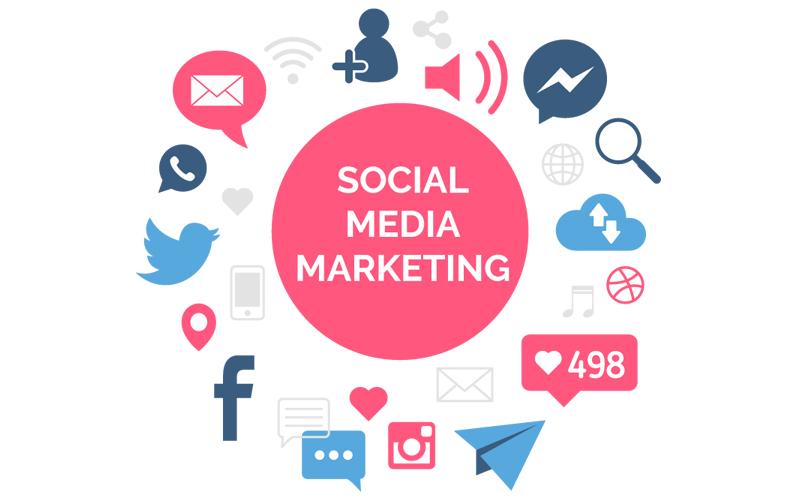 social media marketing hình thức marketing được ưa chuộng