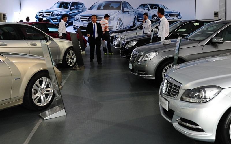 xây dựng chiến lược marketing tổng quan kinh doanh phụ tùng ô tô