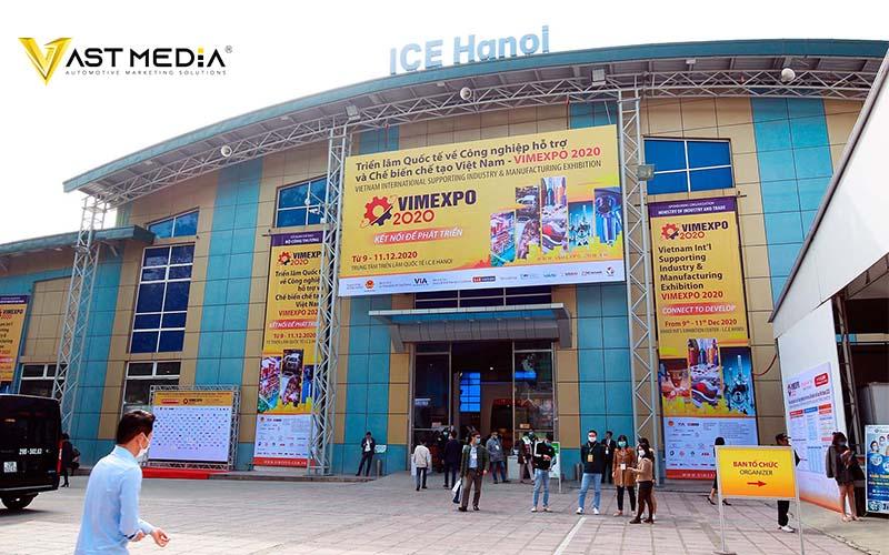 Trung tâm triển lãm quốc tế Hà Nội IEC